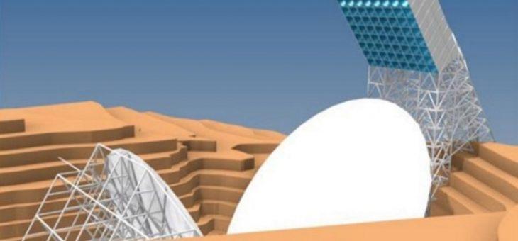 Andamento do projeto do Radiotelescópio Bingo é avaliado em evento na UFCG