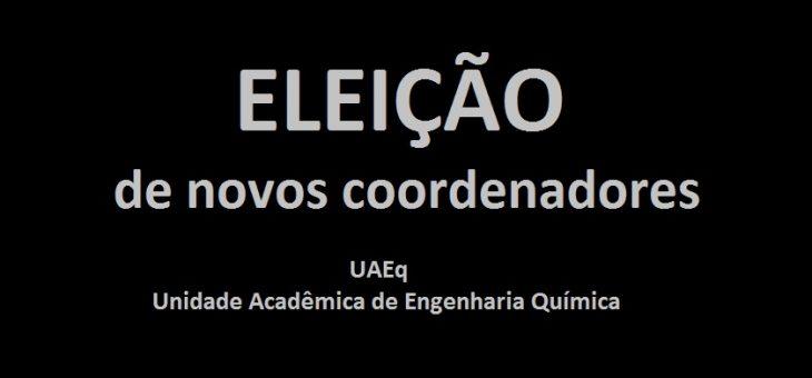 UAEq abre eleição para escolha de novos coordenadores