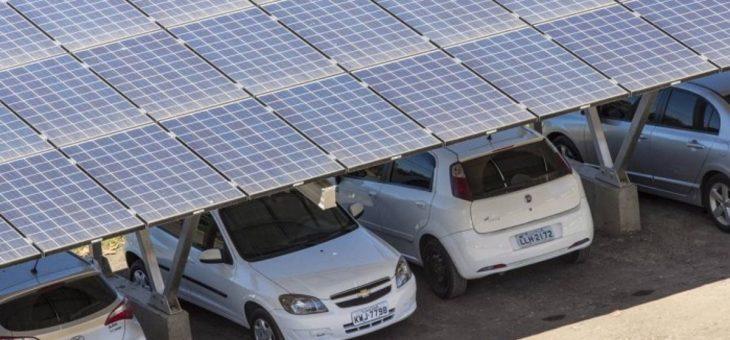 UFCG terá estacionamento solar