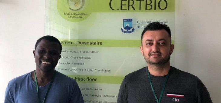 Dois jovens pesquisadores da UFCG são selecionados em Chamada Universal do CNPq. Eles são os únicos representantes de Campina Grande na categoria