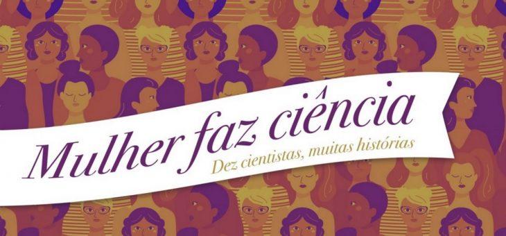 Livro 'Mulher faz Ciência' é lançado no Brasil