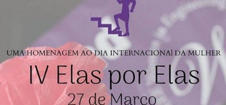 UFCG sedia IV ELAS POR ELAS, evento dedicado às mulheres pelo Dia Internacional da Mulher
