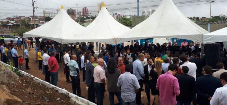 Centro de Testes de Tecnologias de Dessalinização é inaugurado na UFCG
