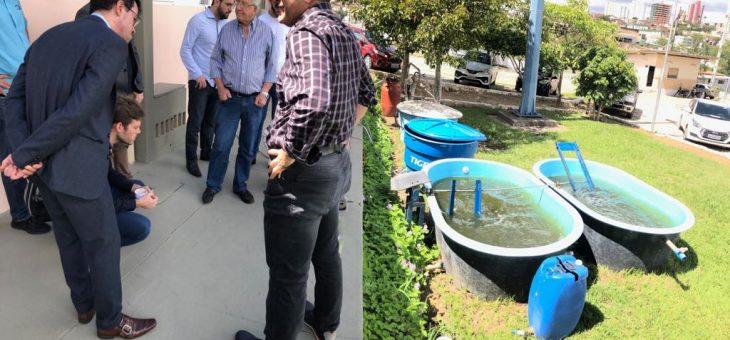 (Especial Revista UFCG) LABDES – Água pra quem tem sede