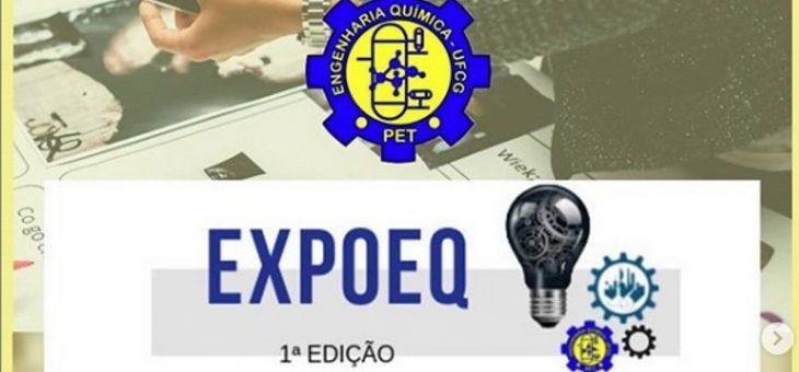 Programa de Educação Tutorial realiza I Exposição de Engenharia Química na UFGG