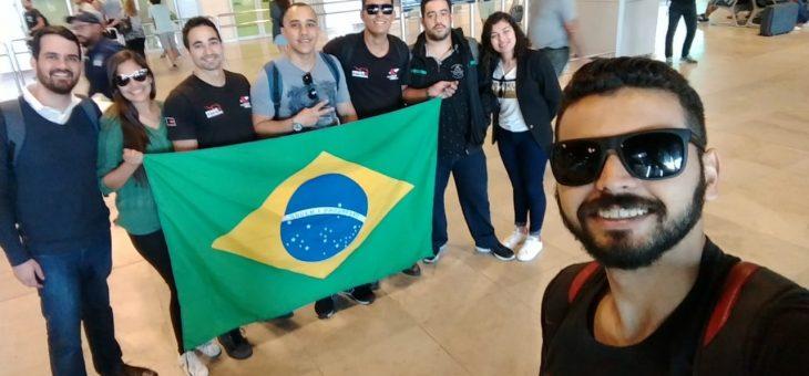 Equipe do Laboratório de Engenharia de Motocicleta da UFCG participa de competição internacional