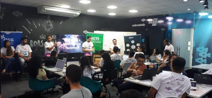 Final de Semana contou com realização de Hackathon UFCG em Campina Grande