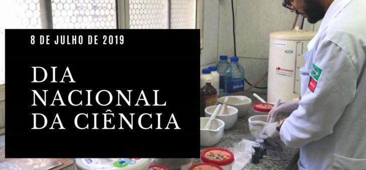 CCT celebra nesta segunda-feira o Dia Nacional da Ciência e do Pesquisador Científico
