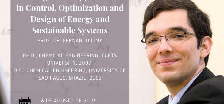 Professor da Universidade da West Virginia (EUA) vai ministrar palestra na UFCG