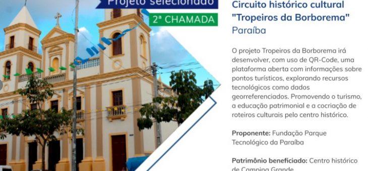 Aplicativo desenvolvido por servidores do CCT promete revolucionar o turismo na cidade de Campina Grande