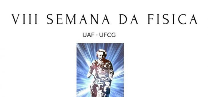 UFCG realiza VIII Semana da Física nesta semana