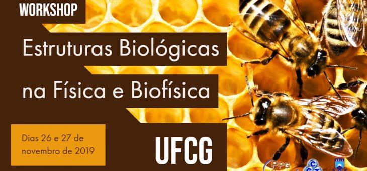 Programa de Pós-graduação em Física (PPGF) realiza Workshop sobre Estruturas Biológicas
