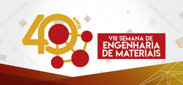 Semana de Engenharia de Materiais da UFCG celebrará 40 anos do curso