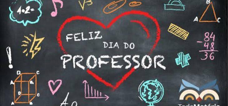 CCT homenageia e deseja um Feliz Dia dos Professores