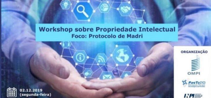 Fundação PaqTcPB sedia evento sobre Propriedade Intelectual na próxima segunda-feira (2/12)