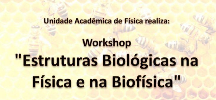 """CCT realiza evento """"Estruturas Biológicas na Física e na Biofísica"""" a partir desta terça-feira (26)"""