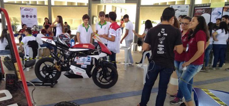 Laboratório de Engenharia de Motocicleta da UFCG se prepara para torneio internacional na Espanha