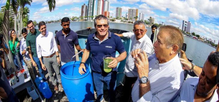 UFCG apresenta projeto de despoluição do Açude Velho