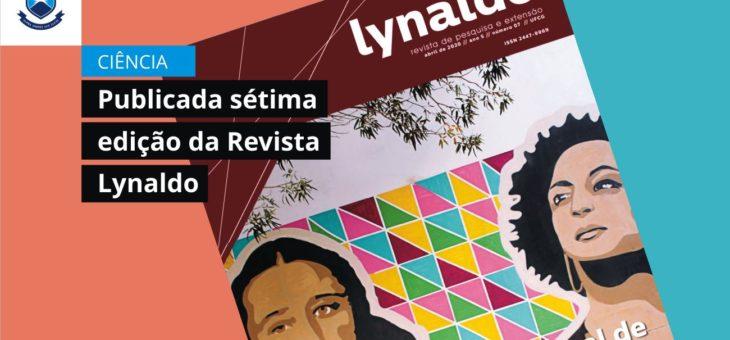 Publicada sétima edição da Revista Lynaldo