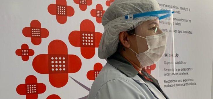 Universidades e Empresas da Paraíba trabalham juntas na confecção de materiais para profissionais de saúde no combate ao Covid-19