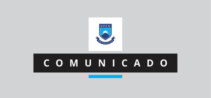 UFCG realiza consultas a alunos e professores estratégias de educação remota