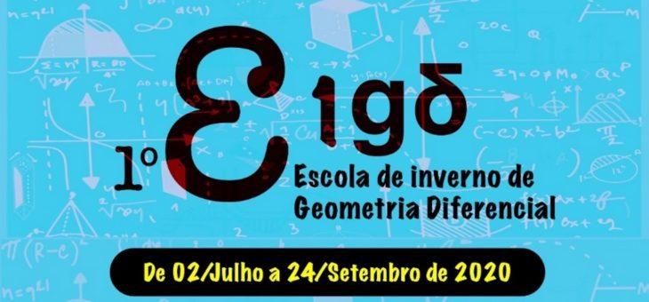 Unidade Acadêmica de Matemática promove a I Escola de Inverno em Geometria Diferencial